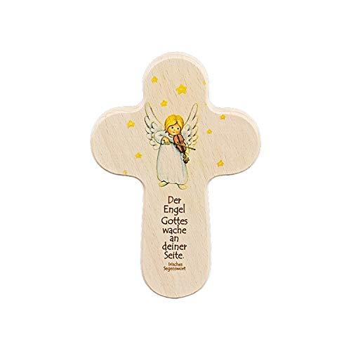 Kinder kruis engel met viool