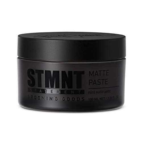 STMNT Grooming Goods Matte Paste, 3.38 oz   Strong Control   Non-Greasy Formula