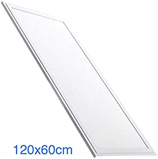 Panel LED Slim 120x60 cm. 72W. Color Blanco Frío (6500K).