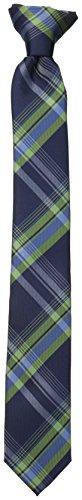dockers Große Jungen-Krawatte zum Anklippen - Blau - Einheitsgröße