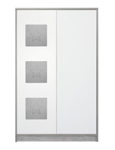 Schardt 065802200 Schrank, mit 2 Schiebetüren, Eco Star