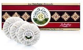 ロジェガレ ジャンマリーファリナ 香水石鹸3個セット ROGER&GALLET JEAN MARIE FARINA SOAP