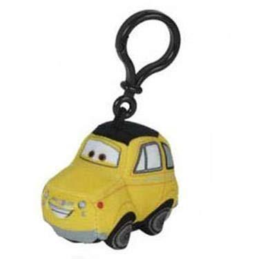 Cars Disney 3 – Llavero de peluche – 7 modelos a elegir (Luigi)