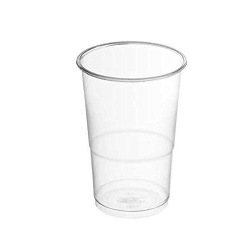 NupikBecher, Bierglas, transparent, 33cl, 100 Stück