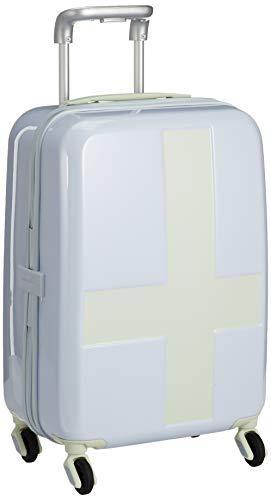 [イノベーター] スーツケース 機内持込サイズ ベーシックモデル INV48T 保証付 38L 48 cm 2.7kg ブルー/アイボリー