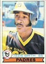 1979 Topps #116 Ozzie Smith RC Excellent
