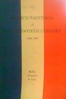 French Paintings of the Twentieth Century (1900-1939)