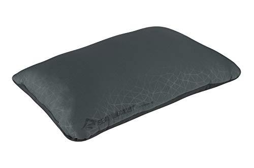 Sea to Summit Aeros Foam Core Pillow Deluxe - Reisekissen mit Schaumstoff, APILFOAMDLXNB, Navy Blue