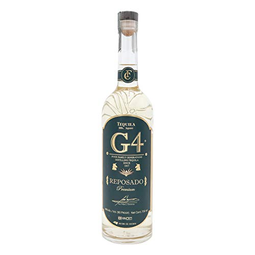 G4 Tequila Reposado 40% (1 x 0.7 l)
