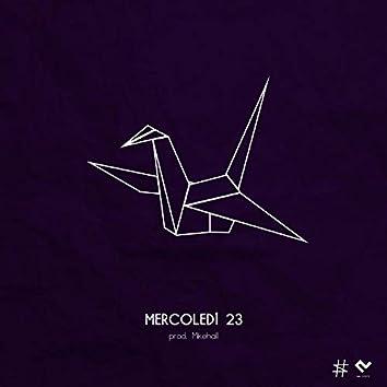 Mercoledi 23