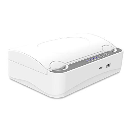 Uv Sterilisator Uv-Desinfektionsbox Für Den Haushalt Tragbarer Desinfektionsgerät Multifunktions-Uv-Sterilisationsbox