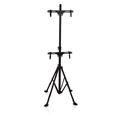 Bike Repair Stand Bike Repair Stand Home Mechanic Bicycle Repair Stand Bicycle Maintenance Rack Workstand Extensible Tripod Base Repair Stand for Mountain Bikes and Road Bikes for Mountain and Road Bi