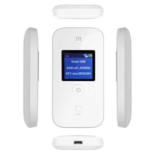 ZTE MF65+ 3G Mifi