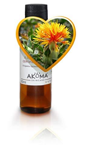 AKOMA Safflower Oil Hi-Linoleic Organic-500ml