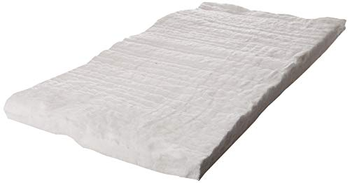 Ceramic Fiber Blanket - Insulation 24' X 12' X 1' for Wood...
