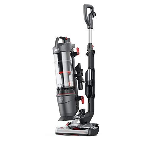 Vax CDUP-ADXA Air Lift Drive Plus Upright Vacuum Cleaner, Graphite