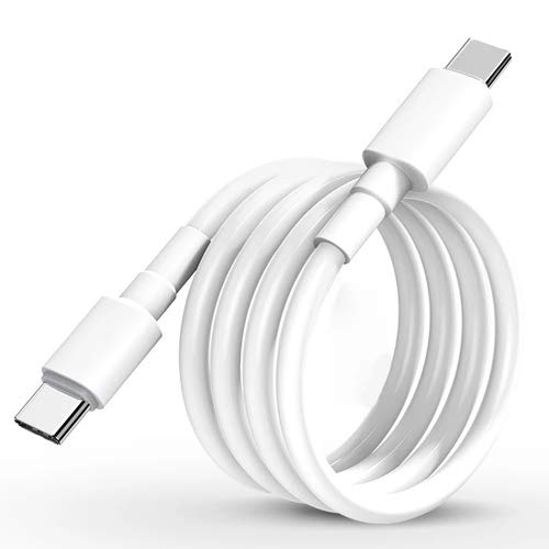 USB C to USB C Charging Cable, Cord Compatible for MacBook Pro, MacBook 12 inch, New MacBook Air, 2020/2018 iPad Pro 12.9, 11, Google Pixel 2/3/4 XL, Nexus 6P, All PD USB C Charger, USB-IF, 3.3ft