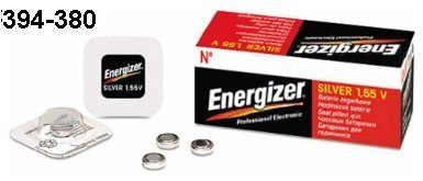 1x Energizer 394–380SR936SW SR936W 0% Quecksilber Silber-Oxid Knopfzelle Uhrenbatterie
