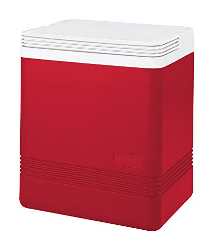 Igloo 24 Can Legend Cooler, Red (32608)