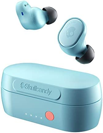 Skullcandy Sesh Evo True Wireless In Ear Earbud Bleached Blue product image