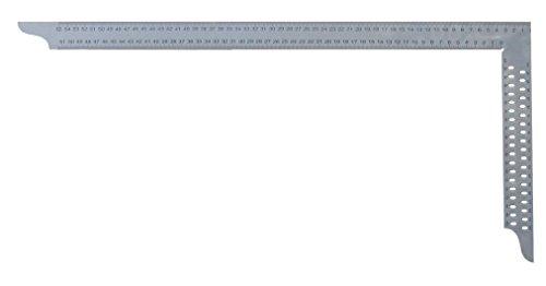 hedue Z282 Zimmermannswinkel ZN 800 mm mit mm-Skala Typ A und Anreißlöcher