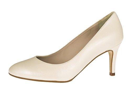 Fiarucci Silvana - Zapatos de novia para mujer, zapatos de tacón, piel,...