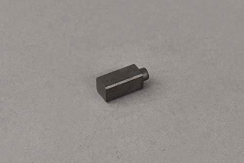Motorkohlen Kohlenbürsten 5 x 5 x 12,5mm für Küchenmaschine ZELMER 481-00757100