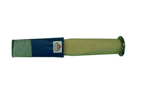 HaWe Spaltkeil 1500 g hohl, Stahl, schwarz/beige, 25 x 5 x 5 cm