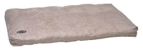 Buster Hundebett aus Gedächtnisschaum 120 x 100 cm beige