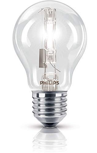 Philips A55 E27 - Lampadina alogena classica Eqv da 140 W, 230 V, 175 W, super luminosa, 2650 lumen, confezione da 6