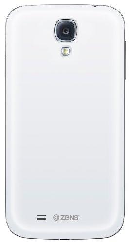 ZENS ZEBDS4W/00 Funda Blanco Funda para teléfono móvil - F