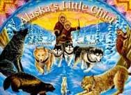 Alaska's Little Chief (traditional chief david salmon and the fur-bearers of Alaska) 0971604436 Book Cover