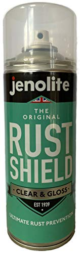 JENOLITE Rust Shield 400ml - High Protection Against Rust & Corrosion - Ultimate Rust Prevention For...