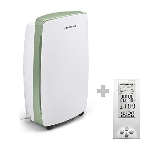 NUOVO Portatile Elettrico Deumidificatore 1500ML capacità 12L//D Ambienti Bianco