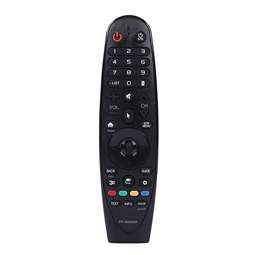 ASHATA Reemplazo de TV Control Remoto para LG Smart TV F8580 UF8500 UF9500 UF7702 OLED 5EG9100 55EG9200,Mando a Distancia Original con Receptor para LG Smart TV