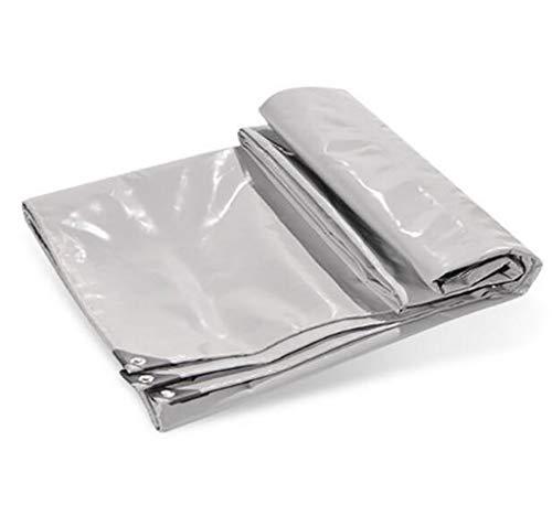 HWQN dekzeil, brandwerende doek, elektrisch lassen doek, vlamvertragende doek, PVC glasvezel doek, dikke brandwerende doek, dekzeil, waterdichte stof, gemakkelijk vouwen 500g/m2, Dikte 0.6mm