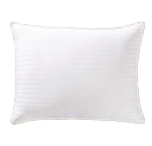 AmazonBasics Hotel-Style Down-Alternative Pillows - Pack of 2, Queen