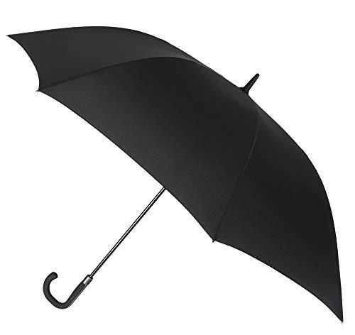 Elegante y Resistente así es Este Paraguas VOGUE para Golf XXL. Paraguas Grande con Apertura automática. Este Paraguas Proporciona una Gran Cobertura, diámetro de 134 cm. Antiviento y Acabado Teflón.