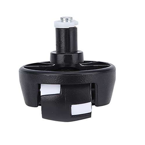 Uxsiya Fácil de instalar material premium Caster Front Castor para TCR260 Caster para CR350 cocina para el hogar aspirador