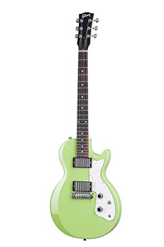 Gibson USA 2017 Les Paul Custom Special - Guitarra eléctrica, Light Green...