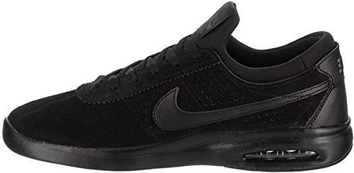 Nike Herren Sb Air Max Bruin Vapor Skateboardschuhe, Schwarz (Black/Black/Anthracite 003), 38.5 EU