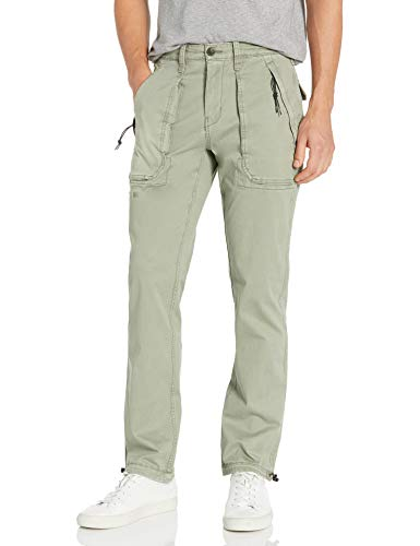 Amazon Brand - Goodthreads Men's Straight-Fit Tactical Pant, Fatigue 36W x 28L