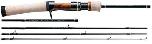 メジャークラフト トラウトロッド ベイト ファインテール マルチピース(穂先2種) FTX-B46/505UL 釣り竿