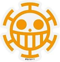 OPS-81 ロー海賊旗 ONE PIECE(ワンピース)×パンソンワークスコラボステッカー ミニステッカー ワンピース公式グッズ