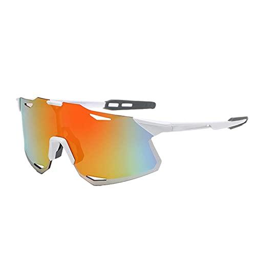 OTTF Gafas deportivas de ciclismo para hombre y mujer, gafas de sol deportivas para adultos, gafas polarizadas, protección UV400