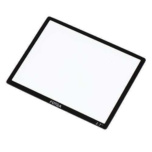 Película protectora de pantalla LCD de cristal templado para cámara de fotos...