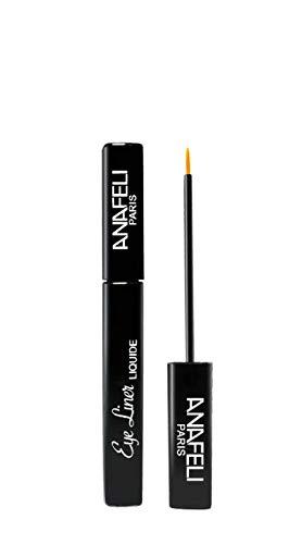 Anafeli - Eye Liner pinceau - Coloris - Noir Intense 9 ML