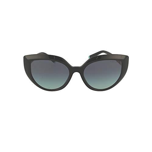 Tiffany occhiale da sole TF4170 80019S Nero azzurro taglia 54 mm Donna