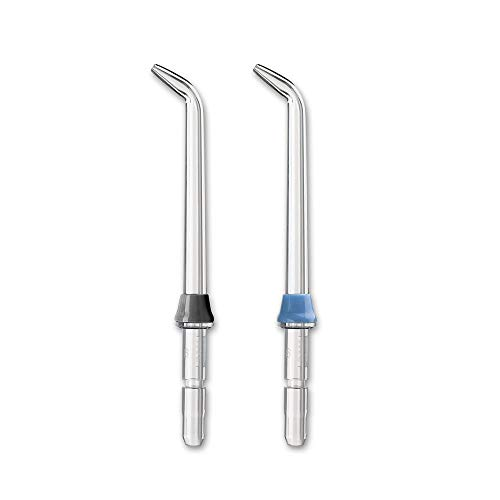 Classic Jet Tips Compatible with Waterpik Water Flosser - Pack of 2