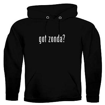 got zonda? - Men s Ultra Soft Hoodie Sweatshirt Black XXX-Large